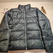 Германия!!! Стеганая демисезонная куртка, курточка для мальчика, подростка! 152 рост