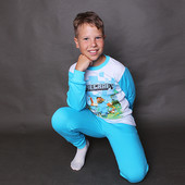 Пижама Майнкрафт размеры 110-126