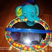 Большая развивающая игрушка Зеркало