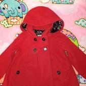 Пальто на девочку, 98-104