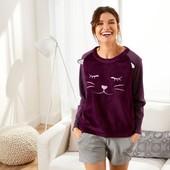Плюшевый мимишный пуловер))) Esmara Германия евро 40\42 классный преклассный))