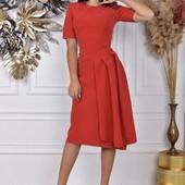 А скоро 8 марта))) Красивейшее платье 52 размер!