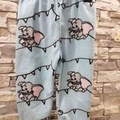 Primark флисовые штаны 2-3 года 98 см
