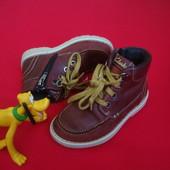 Ботинки Clarks натур кожа 26 разм