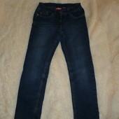 джинсы на флисе 134 р pepperts