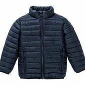 Германия!!! Стеганая демисезонная куртка для мальчика! 104 рост!