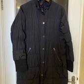 Куртка удлиненная 52-54рр читайте описание