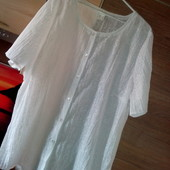 Пог 68 см √√ лёгкая нежная красивая ,блузка/туничка √√ отличное качество.