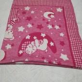 Детское одеяльце . розмер 134 на 107