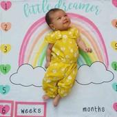 Фотопеленка для фотосесии малыша