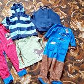 Пакет одежды на 4-5 лет