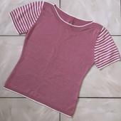 Стоп !❤ В новом состоянии,трикотажная футболочка,12-13 лет❤ Много лотов!