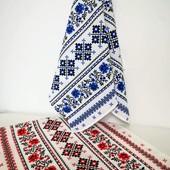 Набор красивых хлопковых полотенец в национальном стиле!