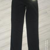 Спортивные штаны тонкие размер Л замеры на фото