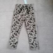Блиц-цена! Классные флисовые штанишки от Рерсо! Рост 110 на 4-5 лет Замеры!
