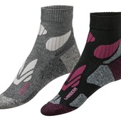 Высокотехнологичные носки компрессионные спортивные Crivit 37/38