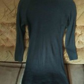 платте- туника тонкой вязки