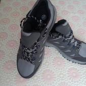 Трекинговые водонепроницаемые кроссовки Crivit 39.40 размер