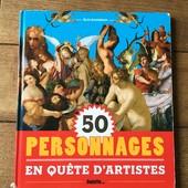 Оооочень много лотов!50 персонажей на французском
