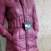Холодная весна/ осень. Новая удлинёная куртка бренд То Ве.Италия