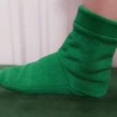 Тепленькі флісові шкарпетки