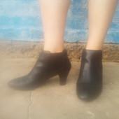 Стильные , класические, демисезонные ботиночки!
