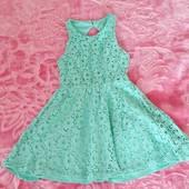 Платье на 10-14 лет в новом состоянии
