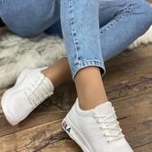 Жіночі текстильні кросівки