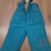 Теплые штаны 74 р