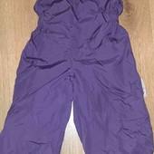 Водостойкие штаны на весну-осень