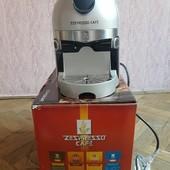 Капсульная кофе машина б/у Zepter