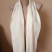 Гарний флісовий шарфик, 10% знижка на УП