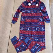 Слип пижама кигуруми флисовая с-м