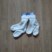 Теплые мягкие носочки lupilu на девочку 1-2, 2-3 года. лот 2 пары. Размер на выбор.