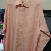 Рубашка ,большой размер, подробные замеры