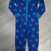 Next Слип пижама на мальчика 5-6лет замеры на фото