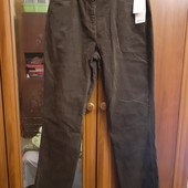 Новые вельветовые брюки Brandtex Stretch, разм. 40 (M-L). Сток.