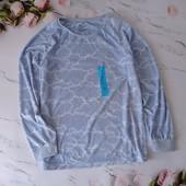 ❤ Мягкая плюшевая кофта на манжетах от Primark*** размер М