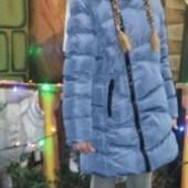 Курточка на дівчинку 10років.