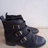 Демисезонные ботинки 22 см стелька