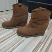 зимние ботинки 24 стелька