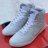 """Хайтопы кожаные"""" Nike""""   брендовые Индонезия."""