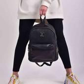 стильный женский рюкзак, качество шикарное