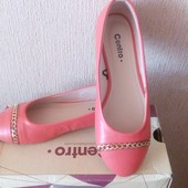 Туфли,балетки р.35 стелька 22.5 см.