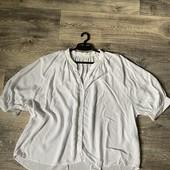 Рубашка блуза H&M XXL