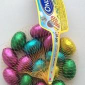 Шоколад молочный (конфеты шоколадные) Яйца цветные Onli Австрия 100г