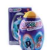 Готовим подарочки к 8 марта! Кукла сюрприз шарнирная 17см в яйце с аксессуарами