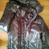 Курточка новая без бирки (нюанс)