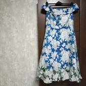 Фирменное новое красивое платье р.14