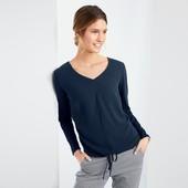 Стильная повседневная блузка от ТСм Чибо германия размер 36 евро=42-44